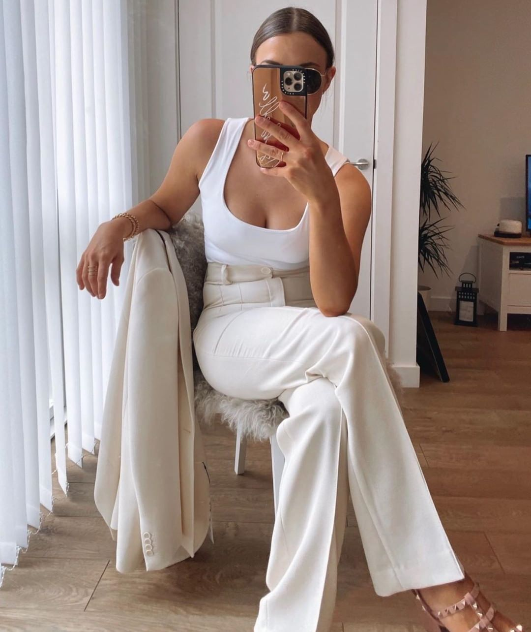 slit pants limited edition de Zara sur zaraaddiction