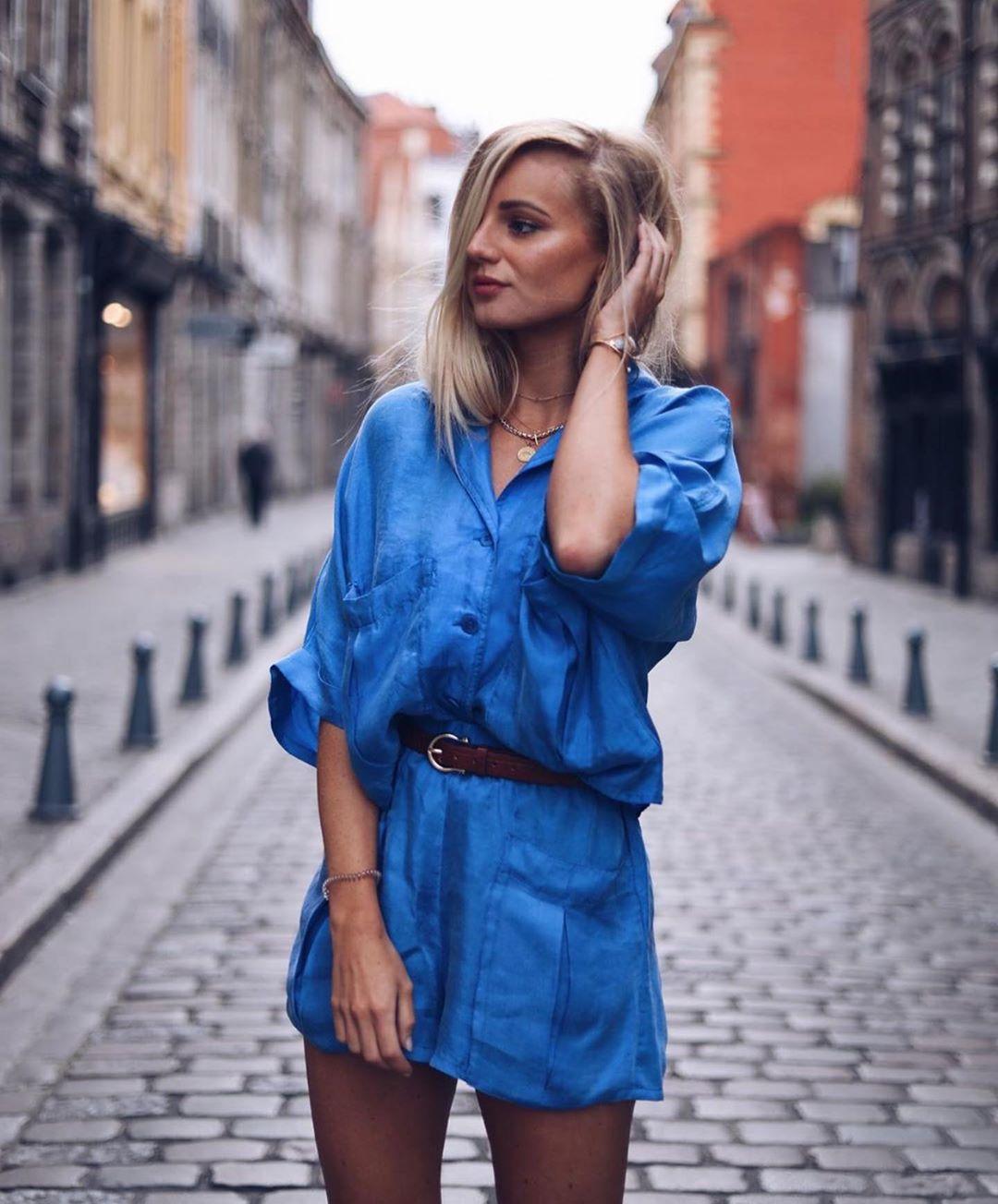 chemise fluide de Zara sur zara.outfits