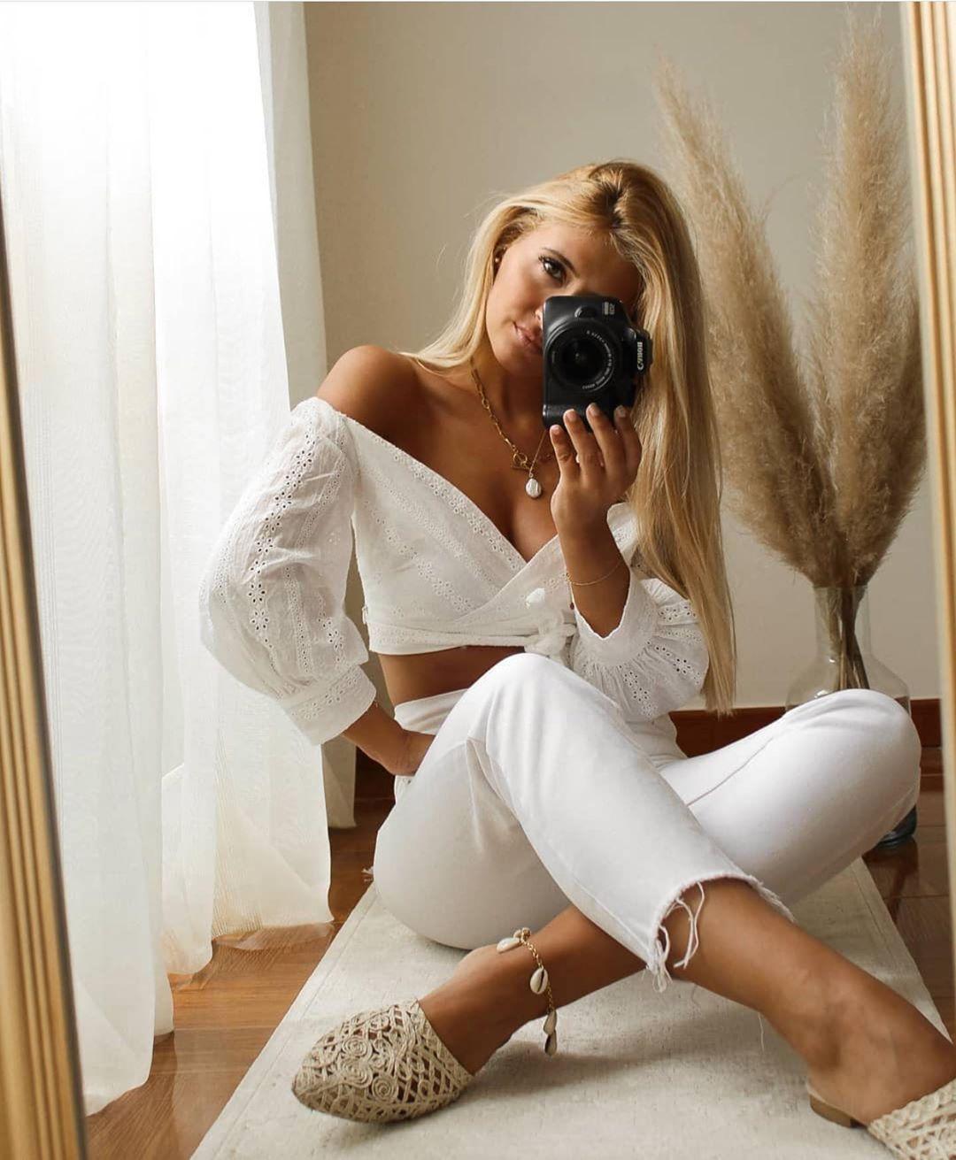 jean pantacourt flare taille normale de Zara sur zara.outfits