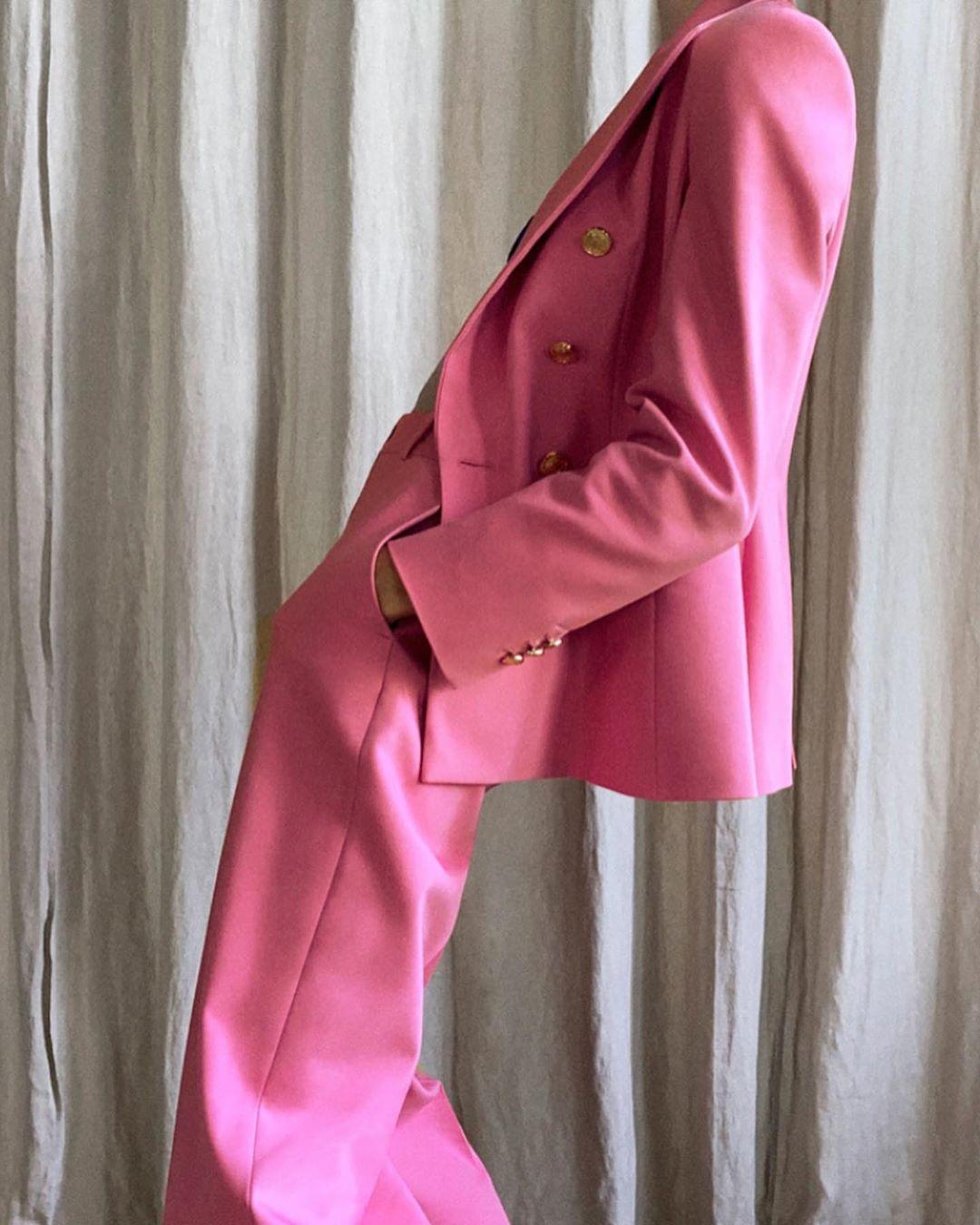 cropped straight pants de Zara sur look_by_zara_hm