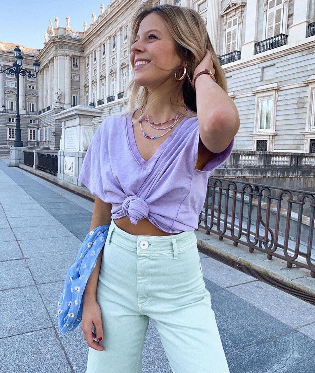 jeans zw premium navy straight de Zara sur zaraaddiction