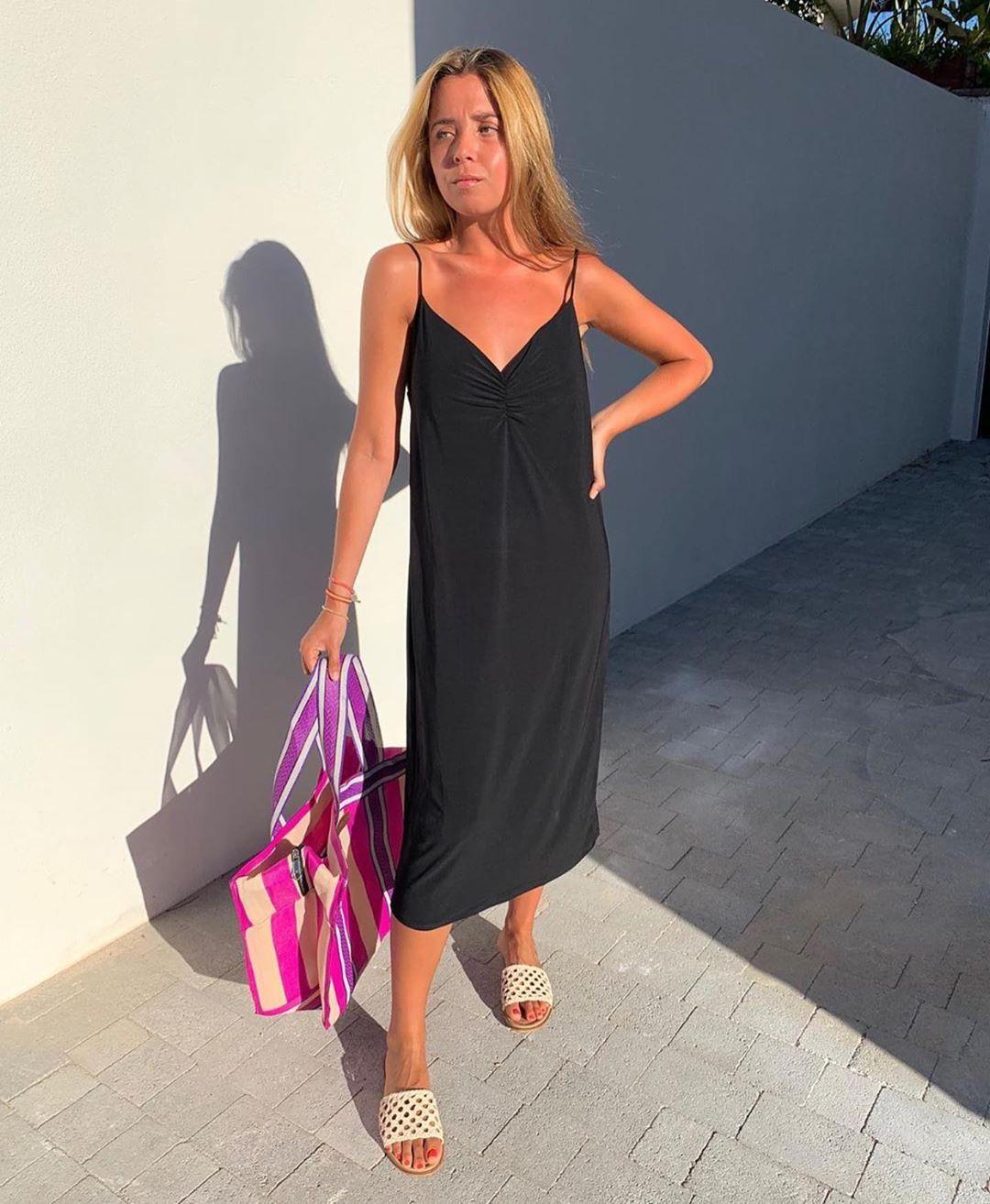 dress style lingerie de Zara sur zaraaddiction