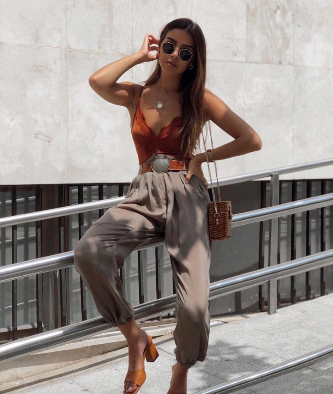 bodysuit style lingerie de Zara sur zaraaddiction