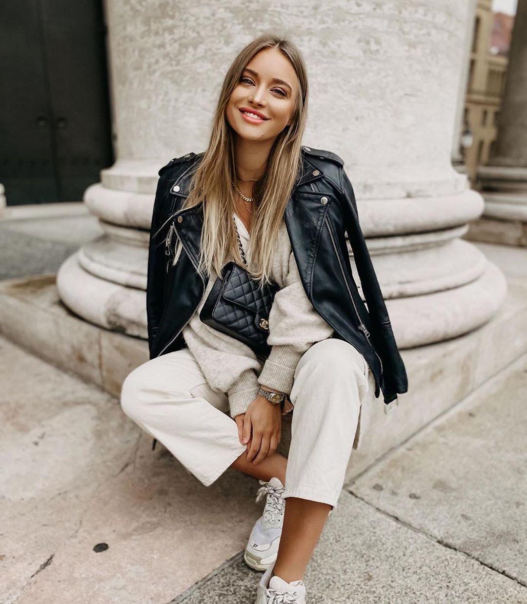 jean taille haute à fentes skinny de Zara sur zara.outfits