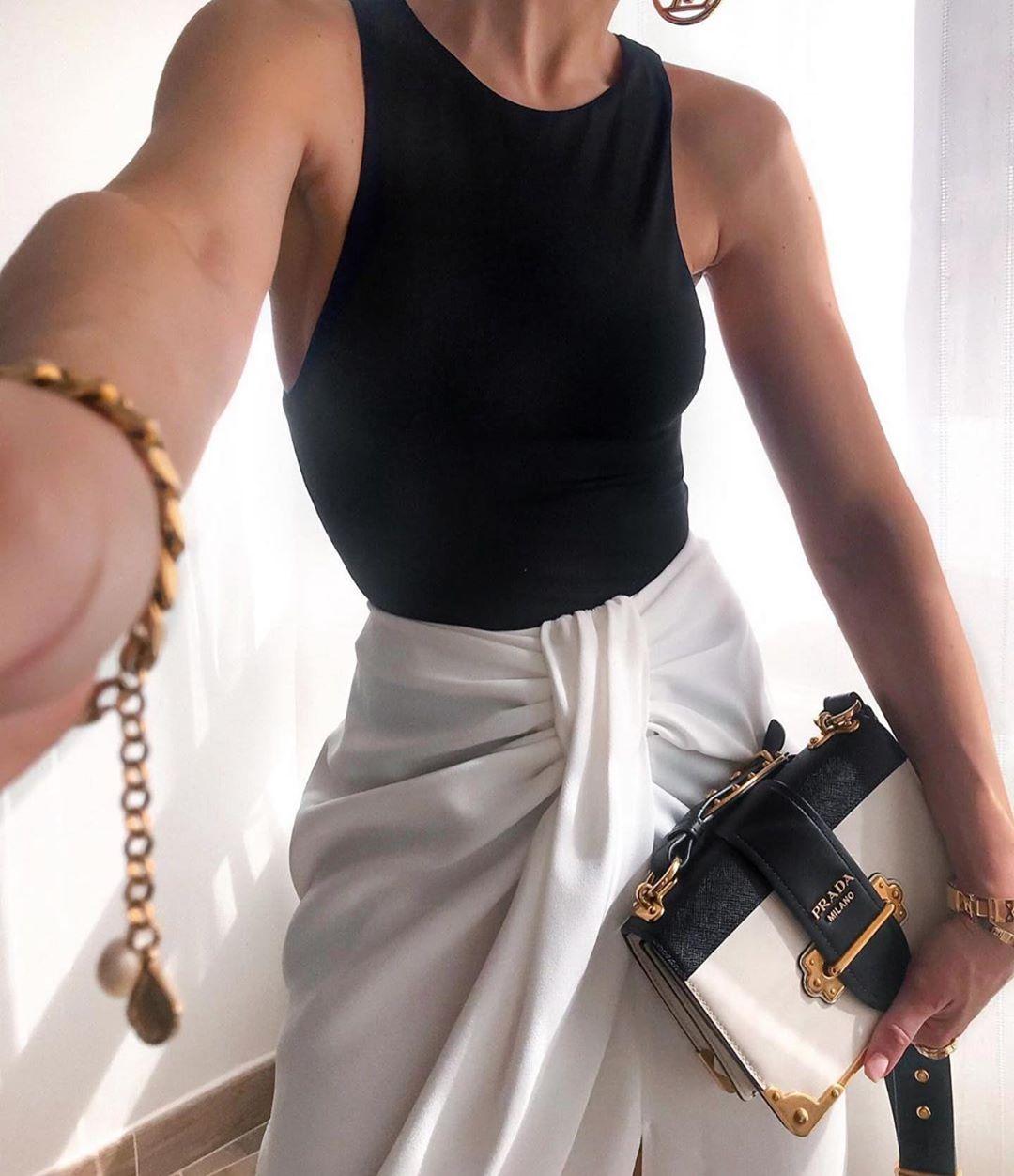 pareo skirt with bow de Zara sur zaraaddiction