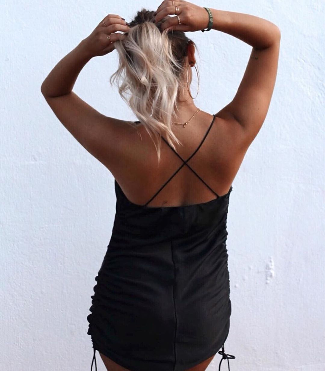 dress style lingerie with straps de Zara sur zaraaddiction