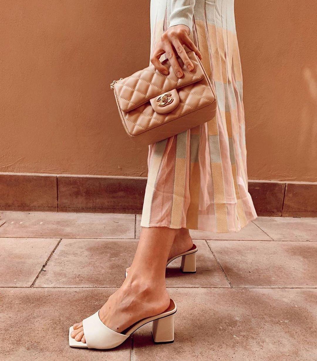 pleated knit skirt de Zara sur zaraaddiction