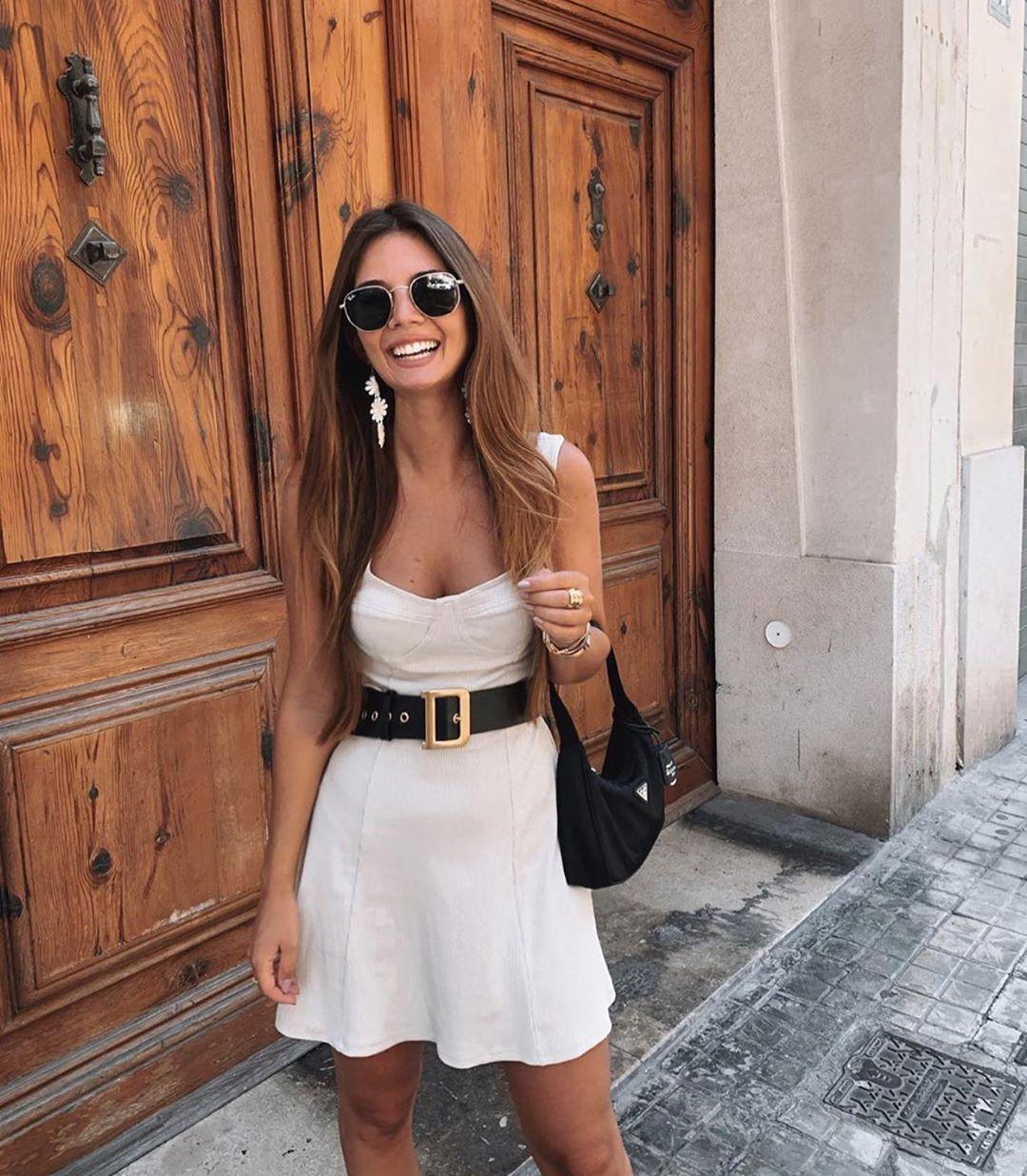 ribbed dress de Zara sur zaraaddiction