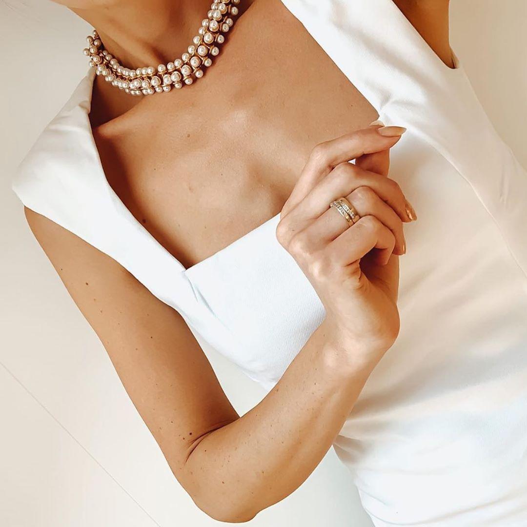 shoulder bodysuit de Zara sur zaraaddiction