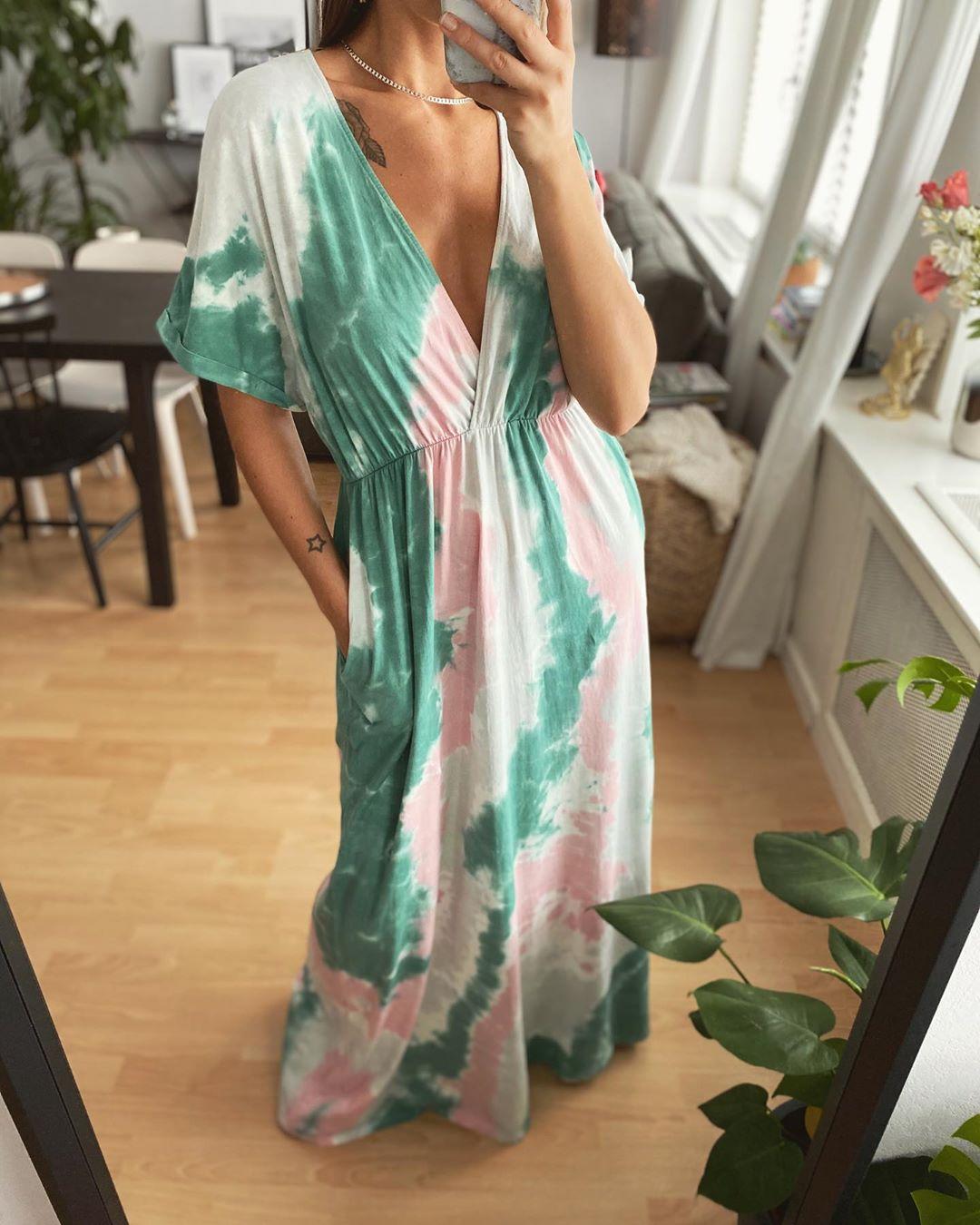 robe longue corail de Les Bourgeoises sur lesbourgeoisesofficiel