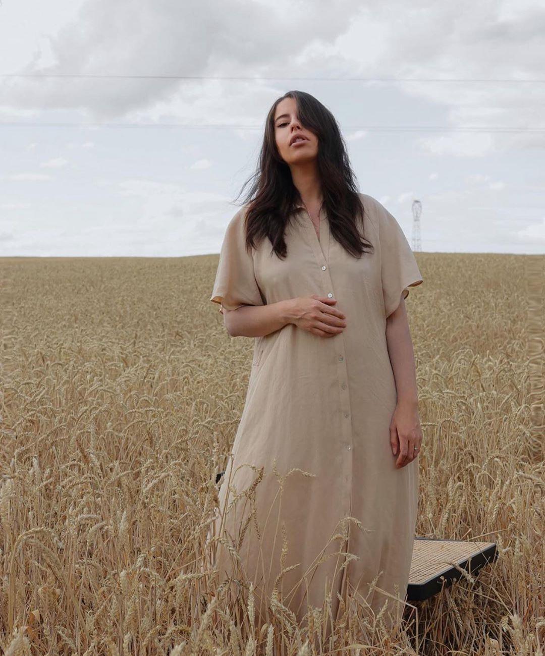loose dress de Zara sur zaraaddiction