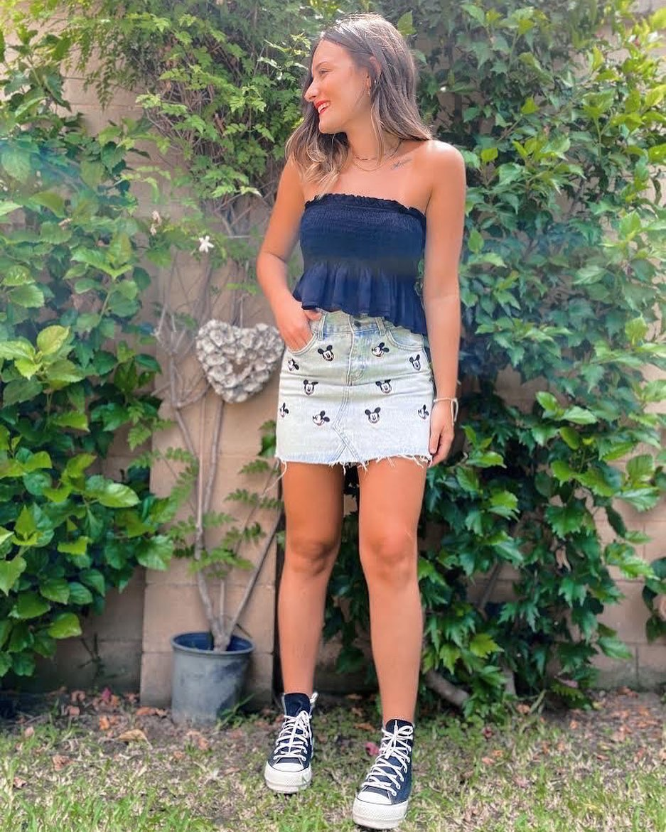 baskets converse chuck taylor all star de Bershka sur zara.outfits