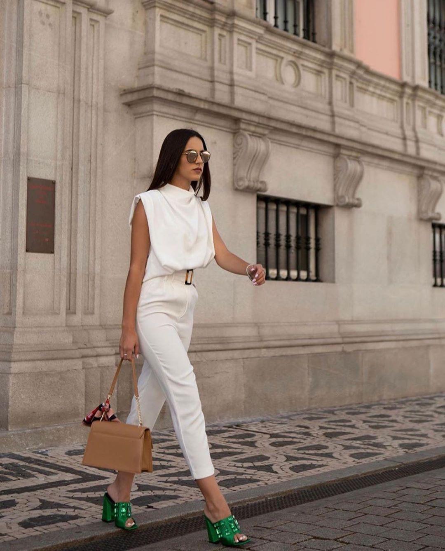 top à plis de Zara sur zara.outfits