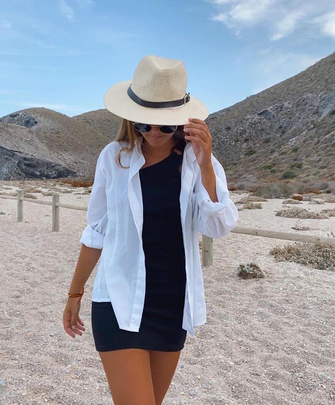 robe asymétrique de Zara sur zara.outfits