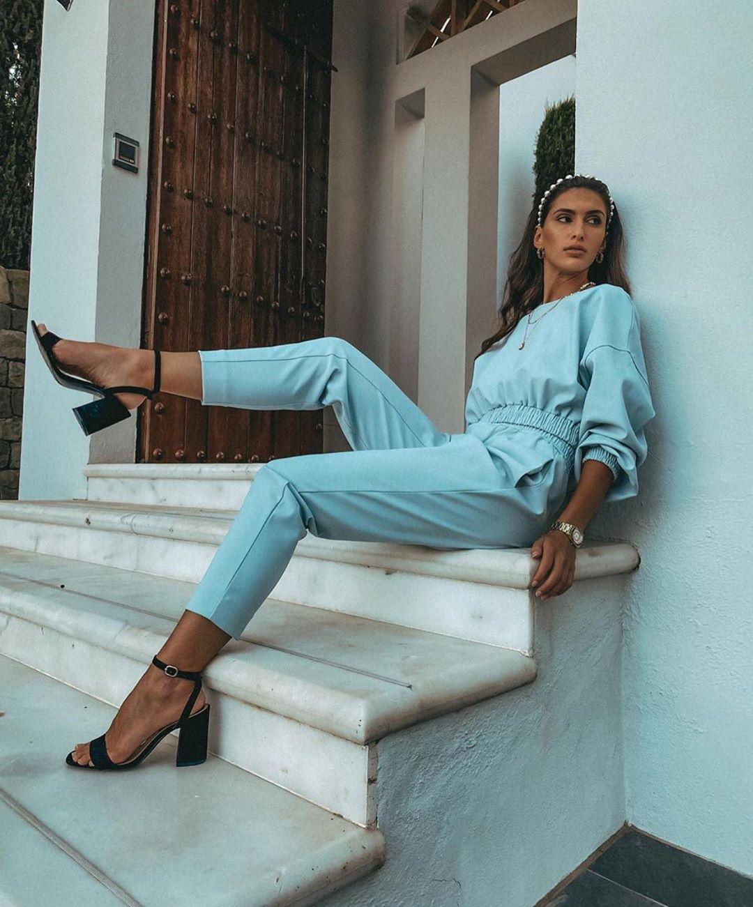 pantalon de jogging de Zara sur zara.outfits