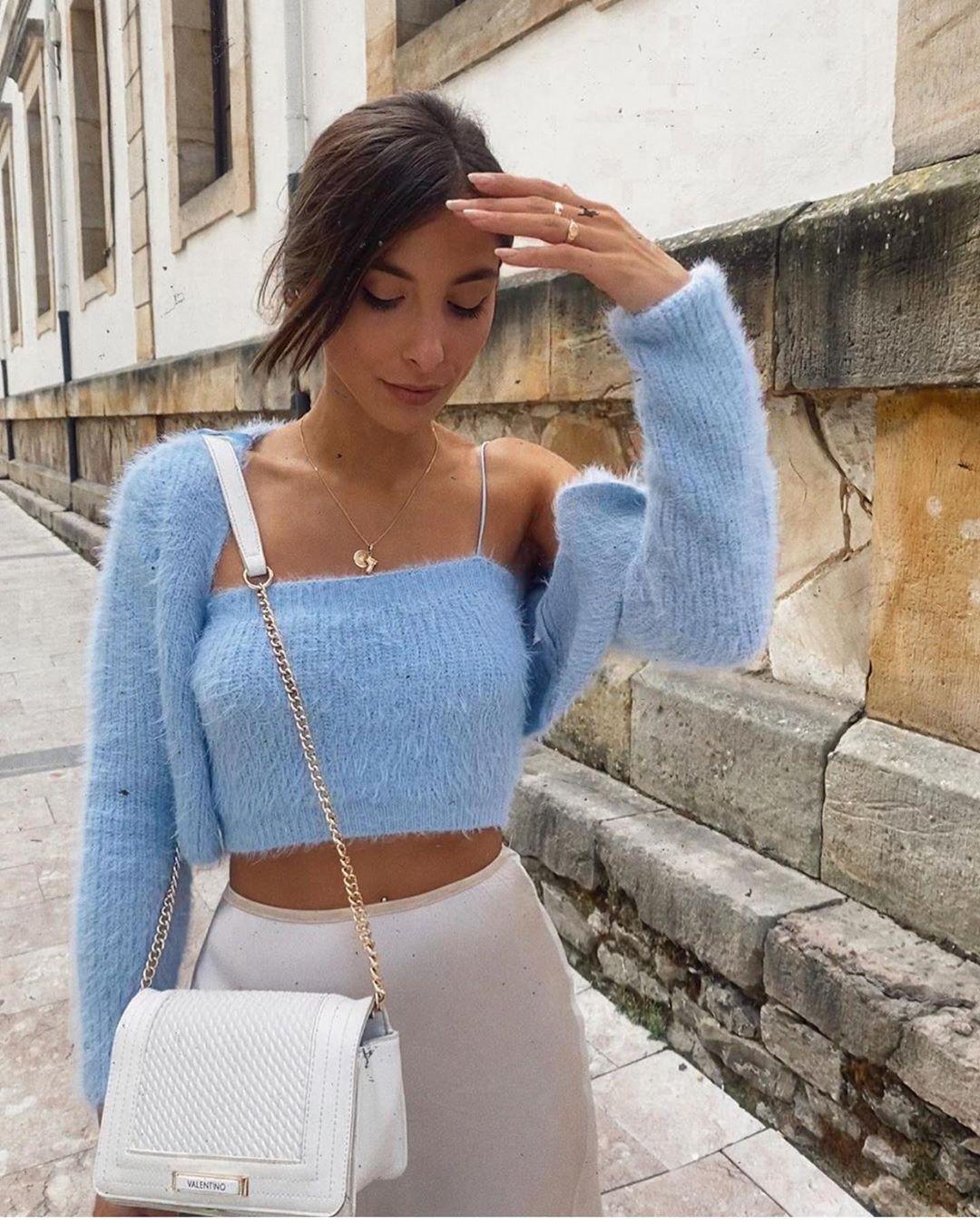 veste au toucher doux de Zara sur zara.outfits