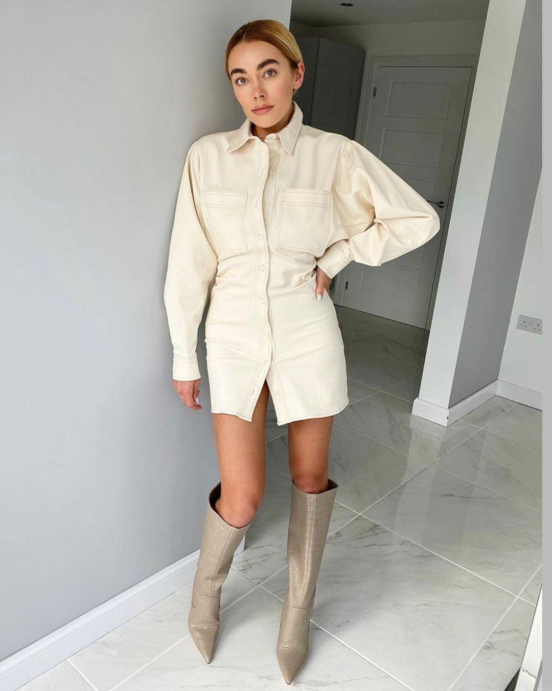 dress with pockets trf de Zara sur zara.style.daily