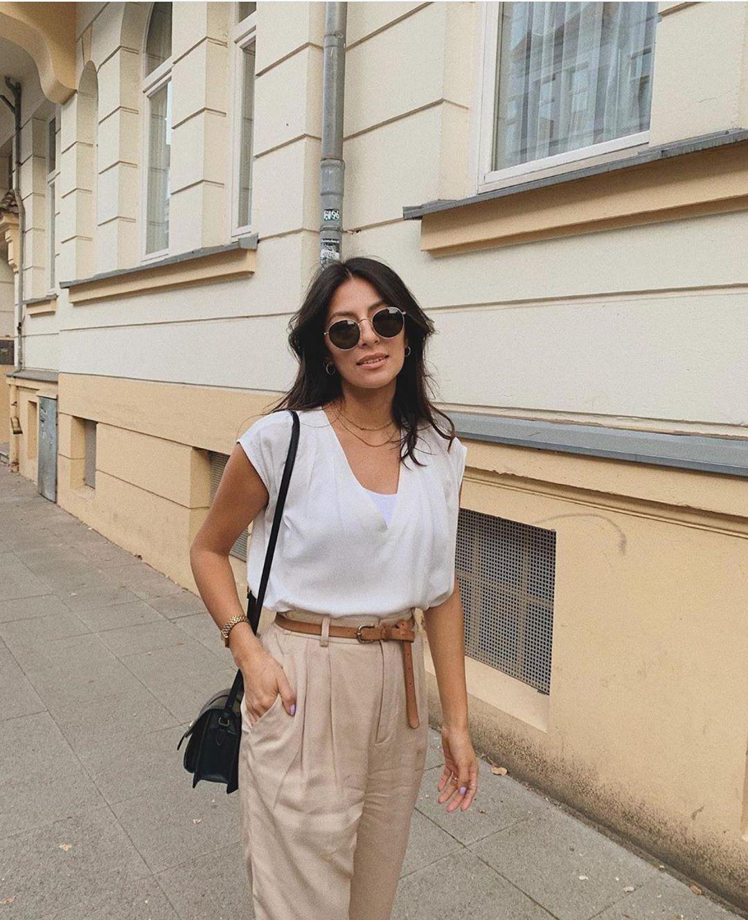 top court effet cache-cœur de Zara sur zara.outfits