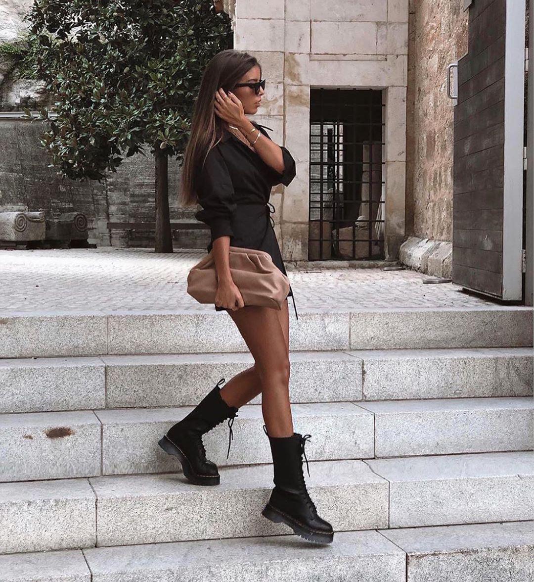 double leather crossbody bag de Zara sur zaraaddiction