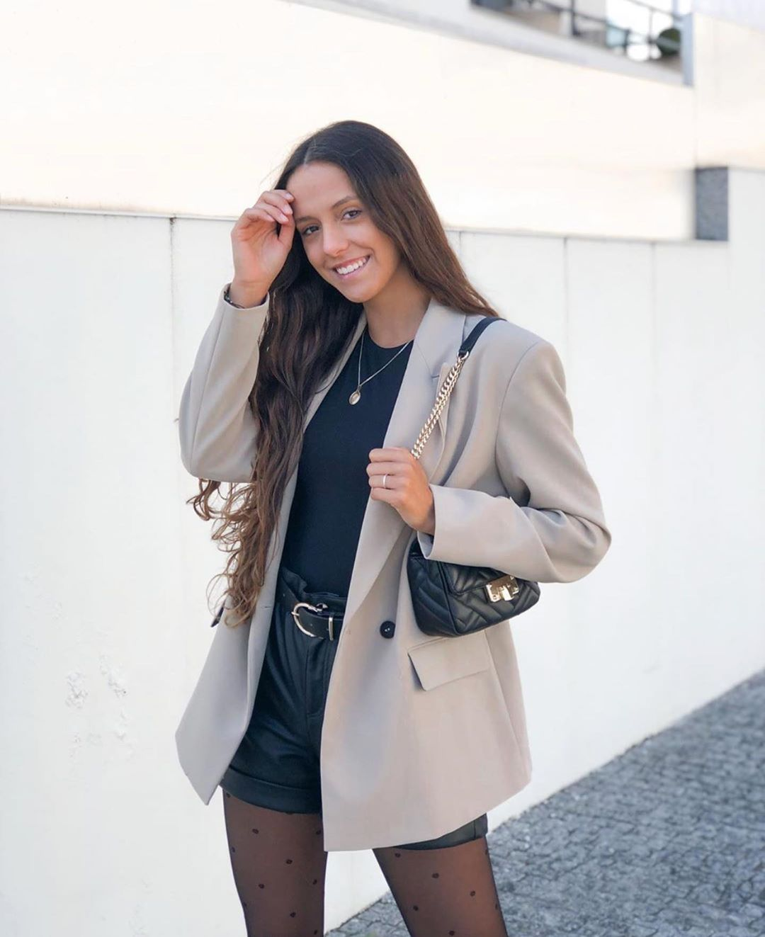 veste fluide de Zara sur zara.outfits