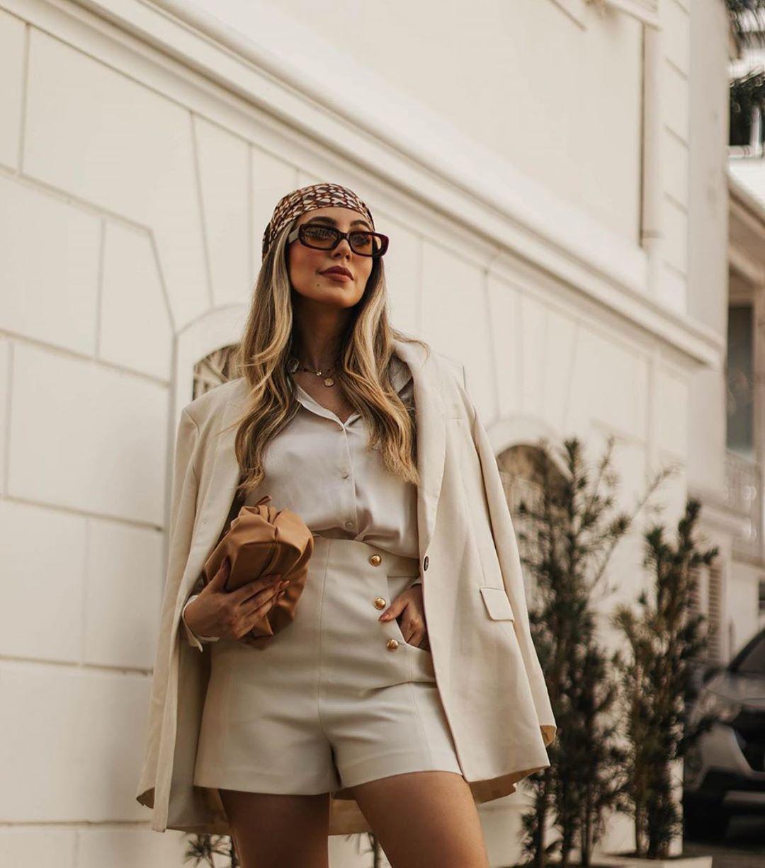 chemise en popeline de Zara sur zara.outfits