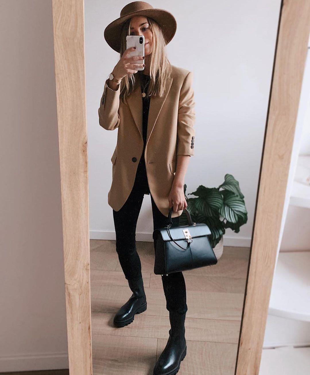legging élastique de Zara sur zara.outfits