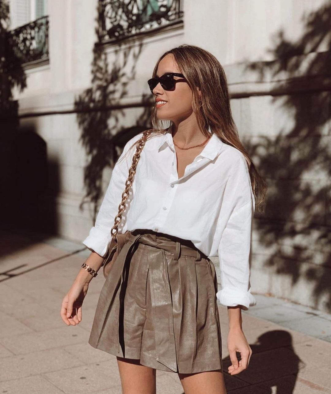 gathered shirt de Zara sur zara.outfits