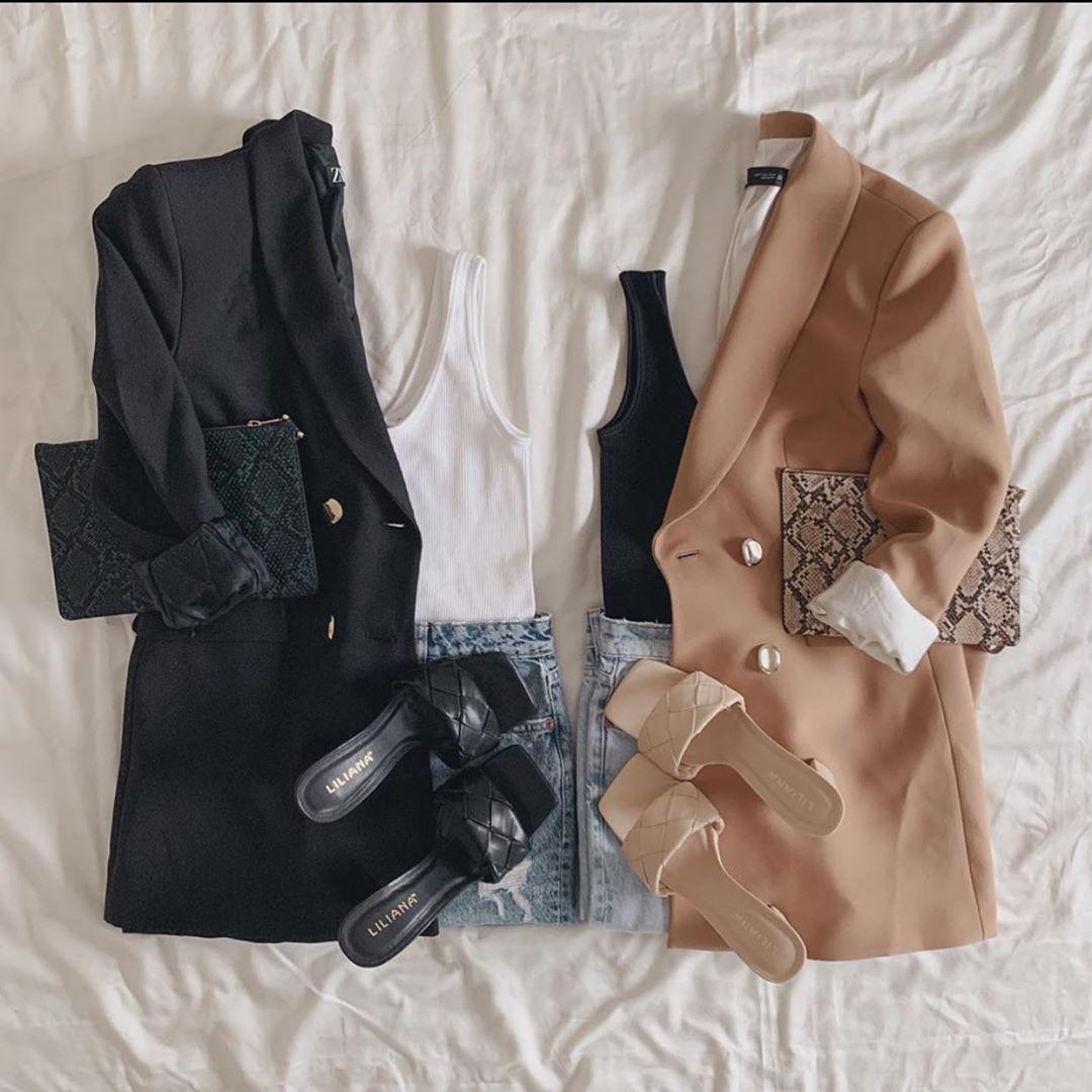 crossover frock coat de Zara sur zara_daily