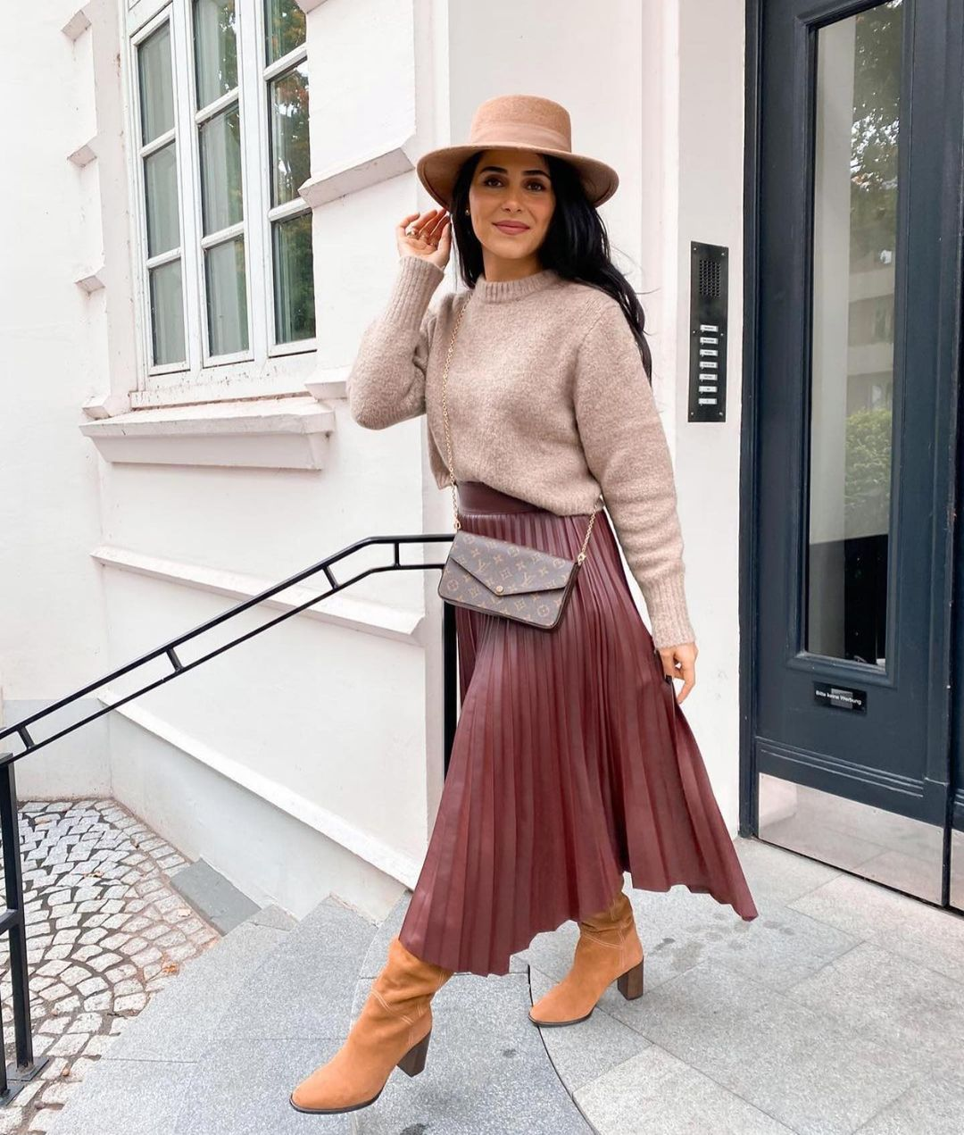 pull en cachemire de Zara sur zara.outfits
