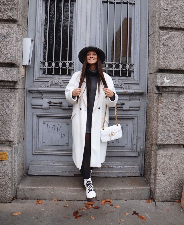 manteau en coton de Zara sur zara.outfits