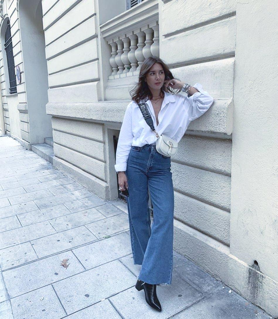 jeans casilda de Mango sur mangoooutfits