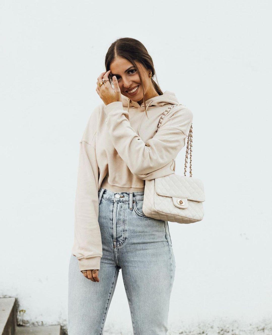sweat à capuche de Zara sur zara.outfits