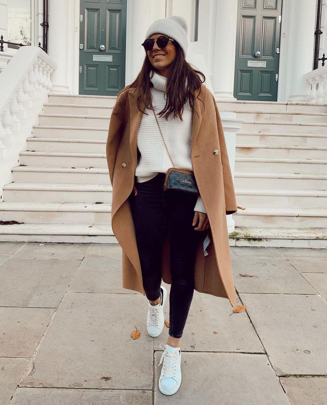 manteau édition limitée de Zara sur zara.outfits
