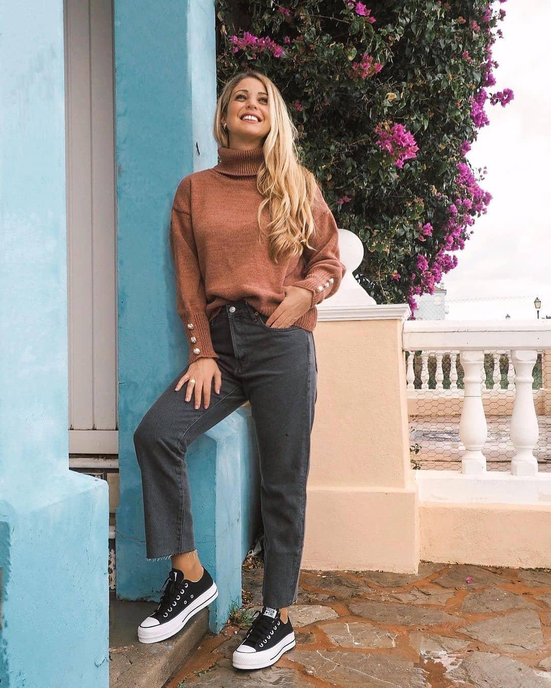 jeans havana de Mango sur mango.outfits