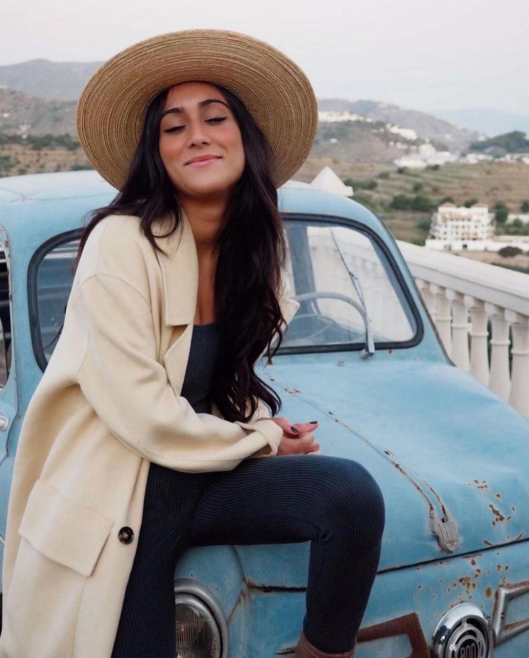 manteau avec laine édition limitée de Zara sur zara.outfits