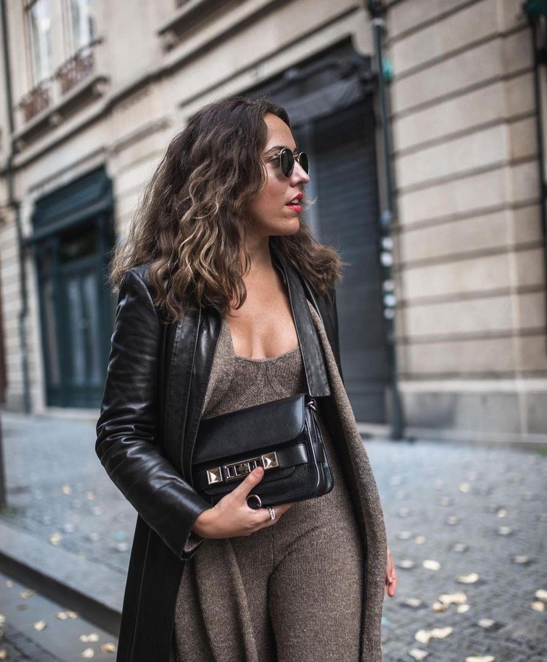 short en maille avec laine édition limitée de Zara sur zara.outfits
