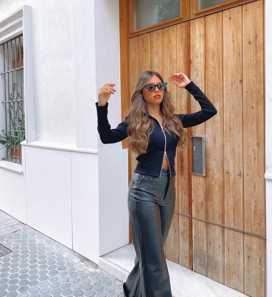 ribbed cardigan de Zara sur zaraaddiction