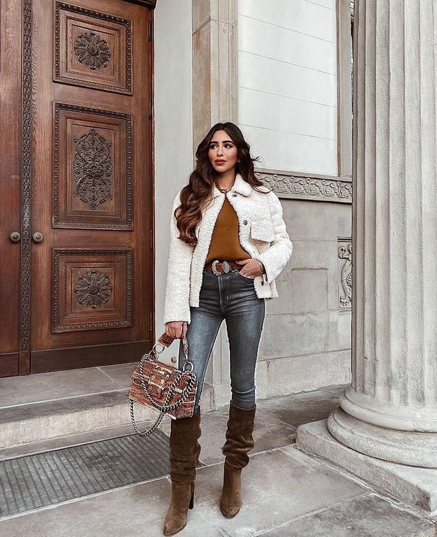 leather crust high heel boots de Zara sur zarastreetstyle
