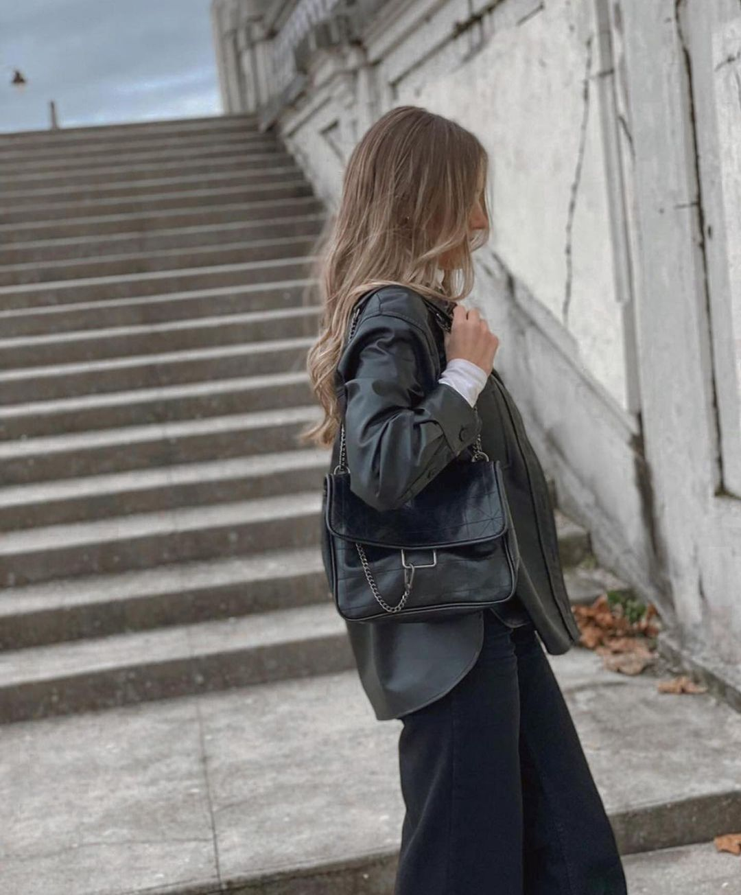sac bandoulière portefeuille soft rock de Zara sur zara.outfits