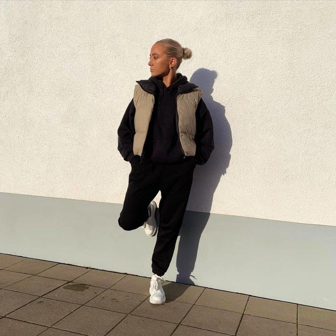 reversible sleeveless down jacket de Zara sur zara.style.daily
