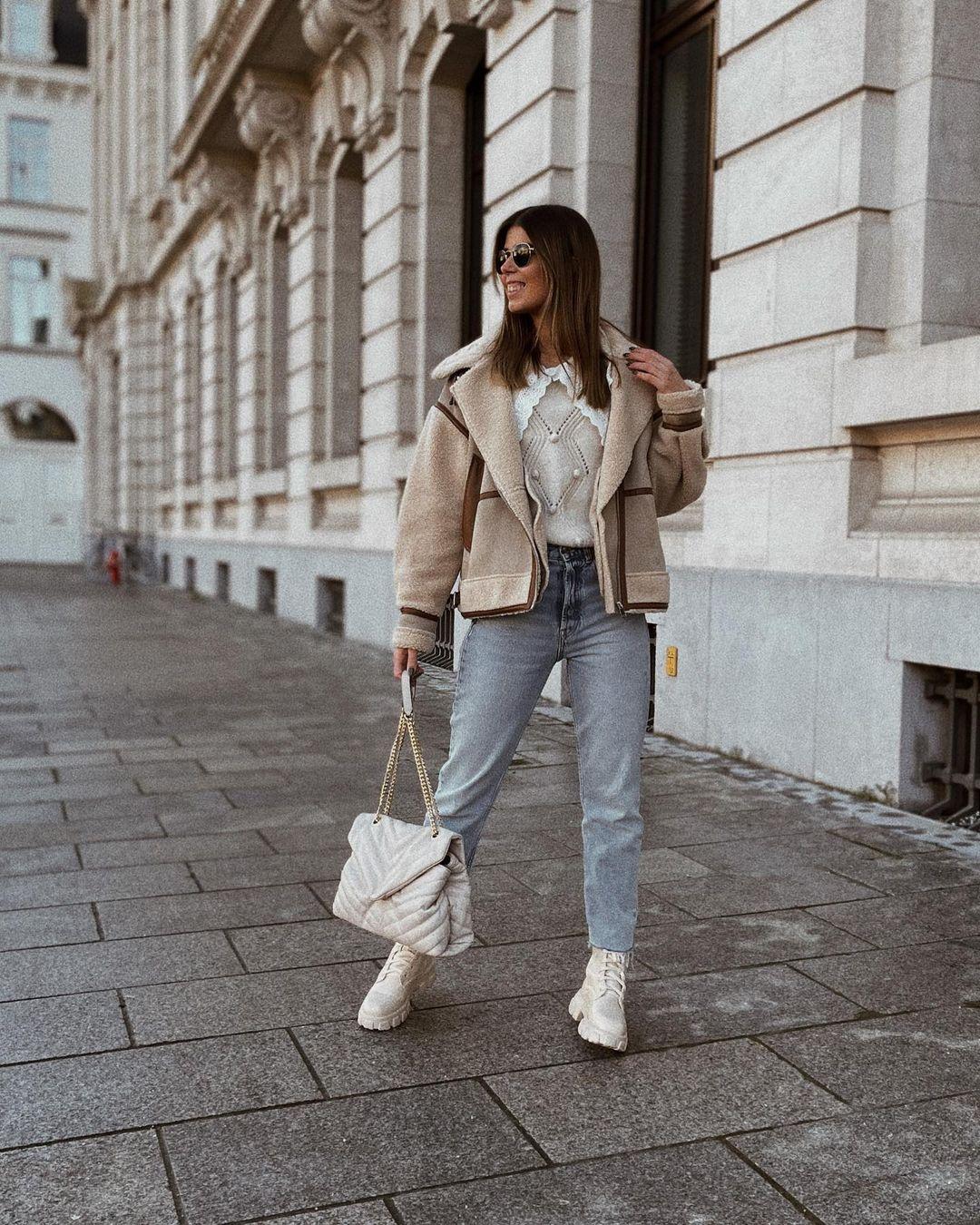 low waist straight jeans de Zara sur nooomsworld