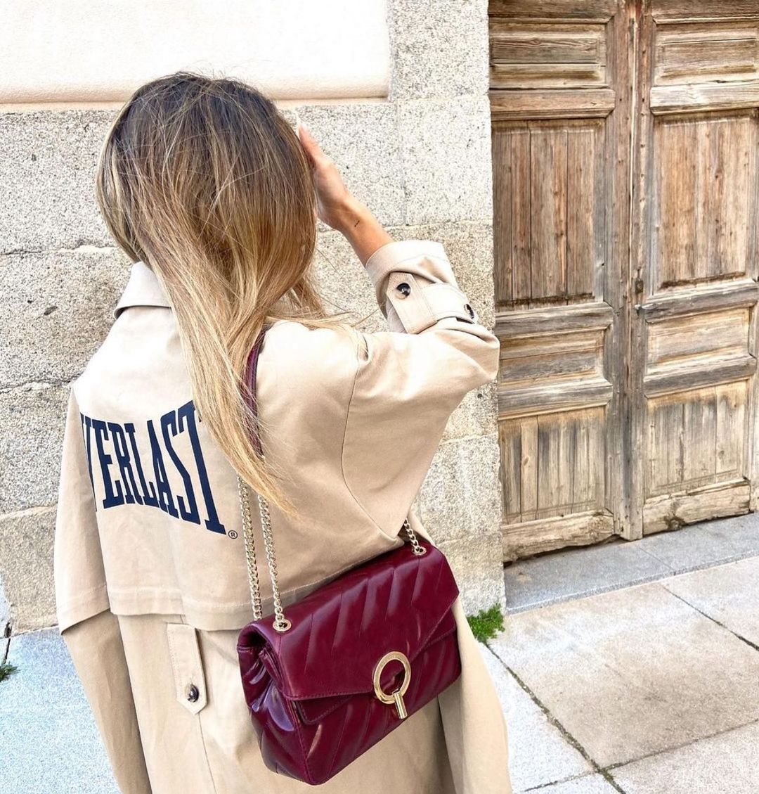trench everlast ® de Zara sur zara.outfits