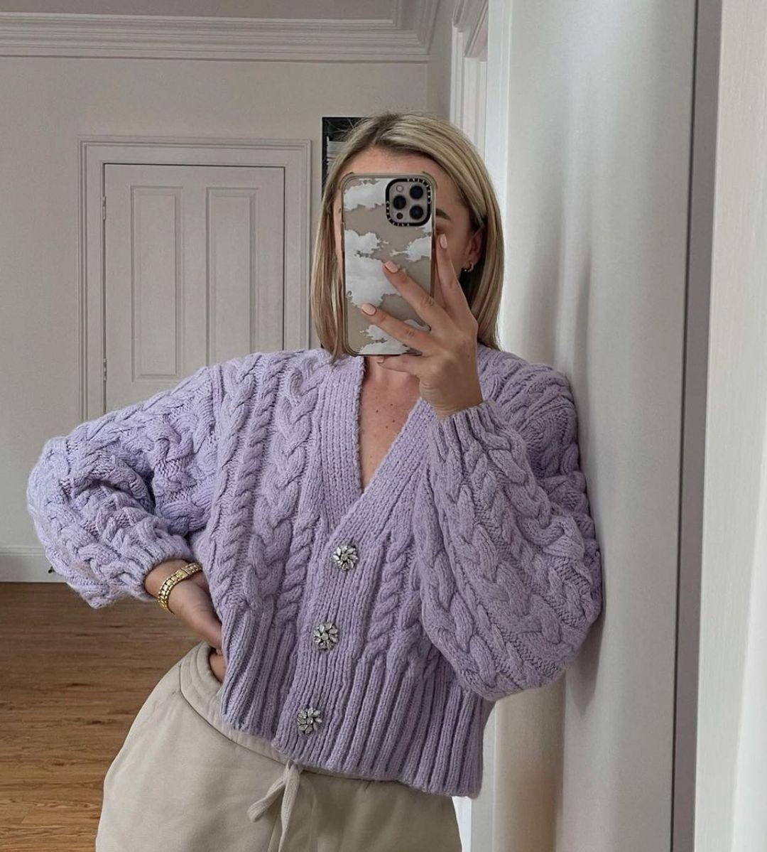 waistcoat with twists and buttons jewellery de Zara sur zara.style.daily