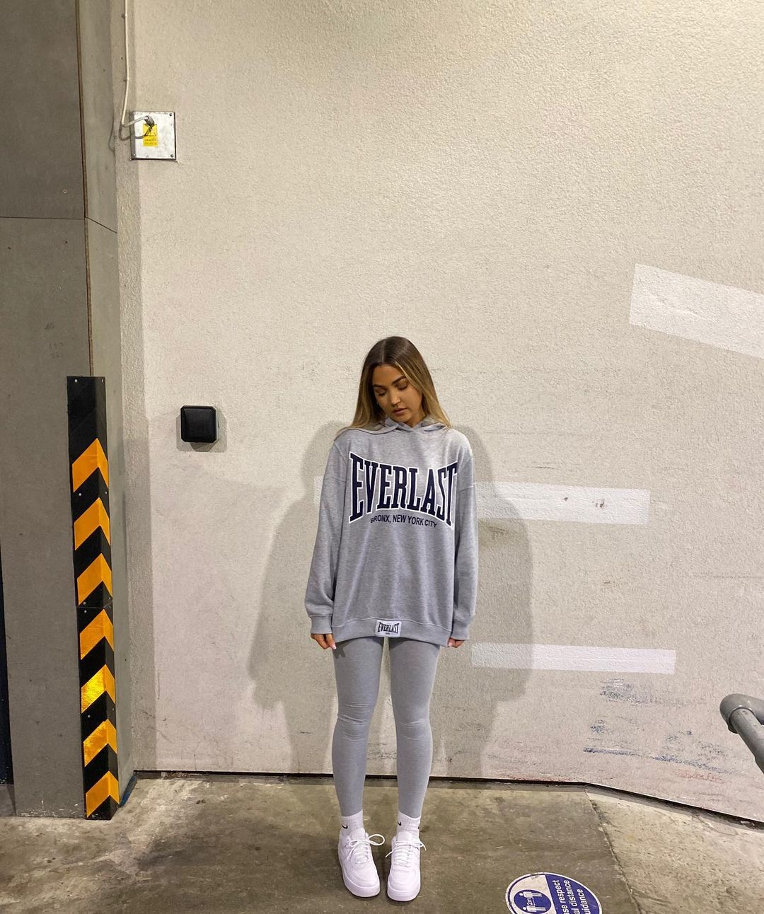 everlast® sweatshirt de Zara sur zara.style.daily