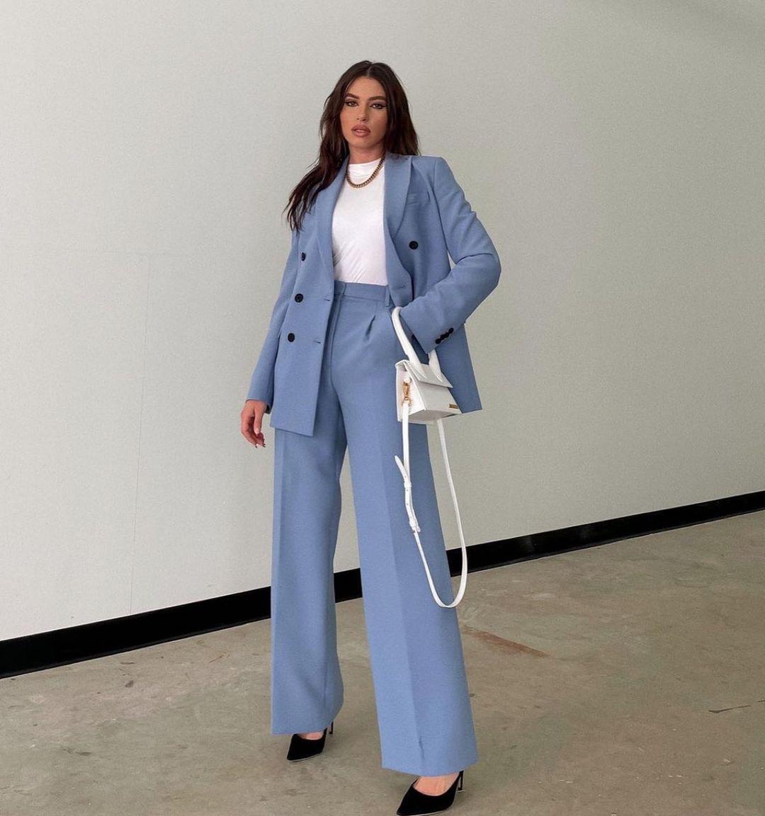 wide leg trousers de Zara sur zara.style.daily