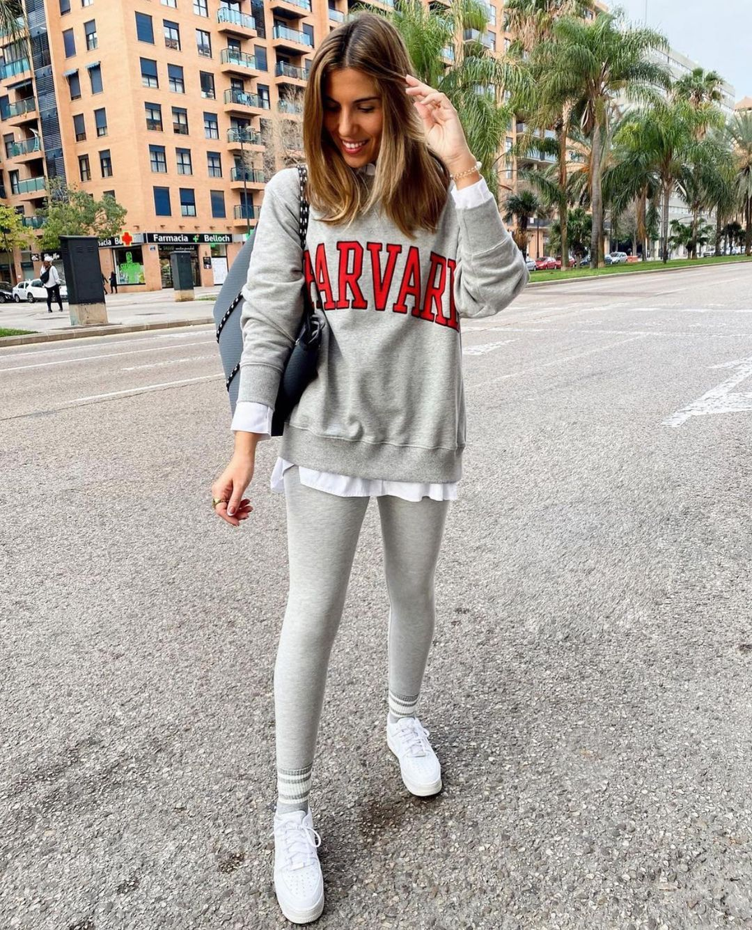 sweat harvard ® university de Zara sur zara.outfits