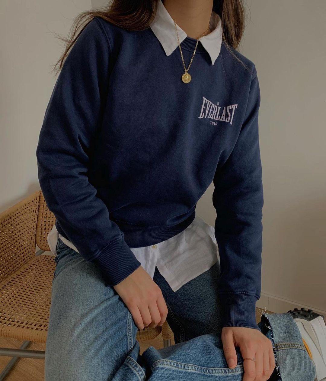 everlast® sweatshirt de Zara sur zaraaddiction