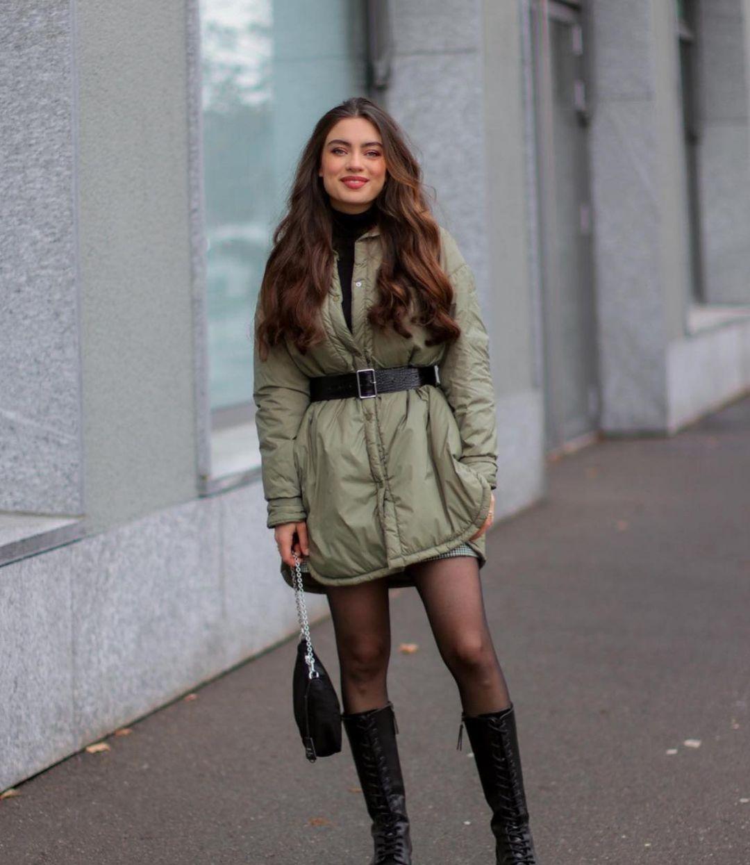 surchemise déperlante de Zara sur zara.outfits