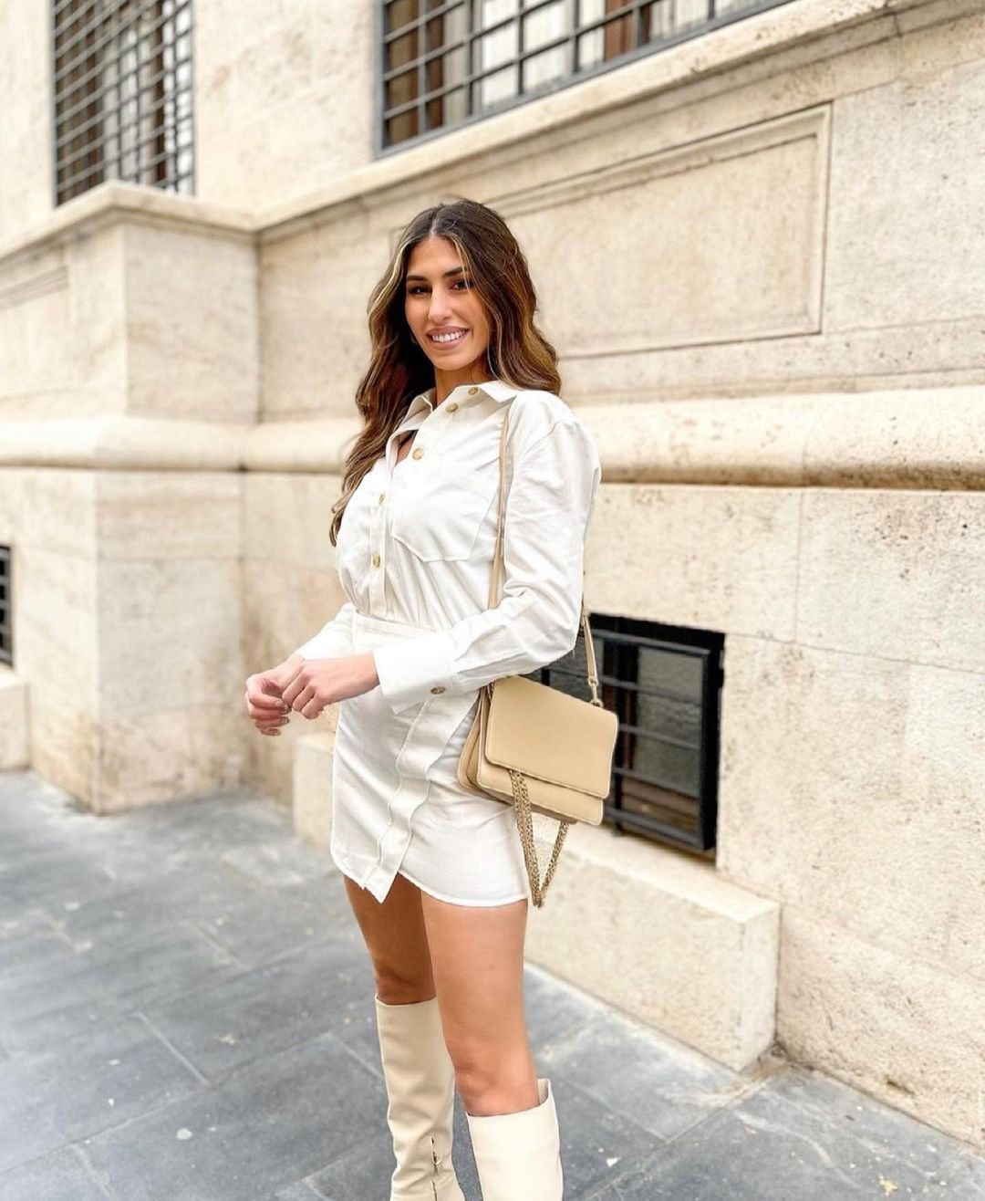 robe chemise courte de Zara sur zara.outfits