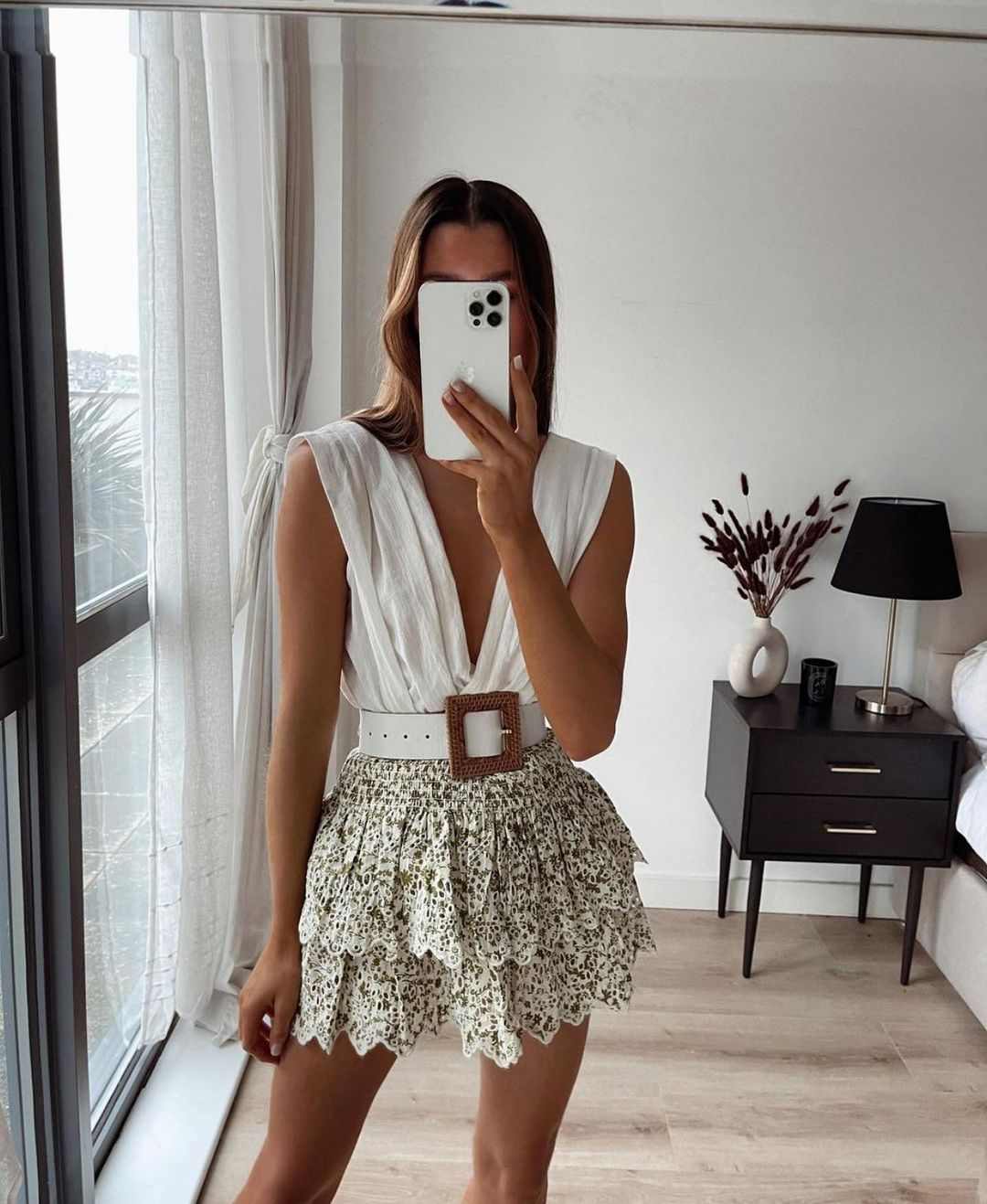cotton wrap bodysuit de Zara sur zaraaddiction